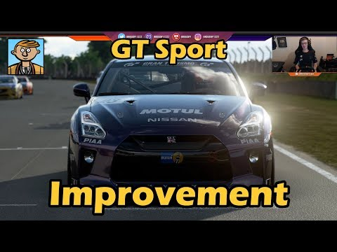 Signs Of Improvement - Gran Turismo Sport Live #2