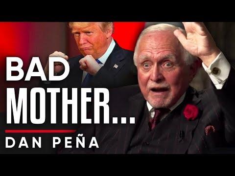 DONALD TRUMP IS A BAD MOTHAF%CKA - Dan Peña | London Real