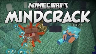 Minecraft MindCrack - Expert Ocean Monument Takedown with Guude