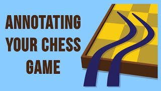 SCID for the Chess Student 3: Annotating Your Game and Viewing the Score Graph