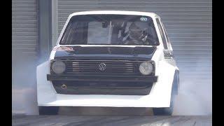8 Second 1000+ HP Adrenalin Tuning Mk1 Golf