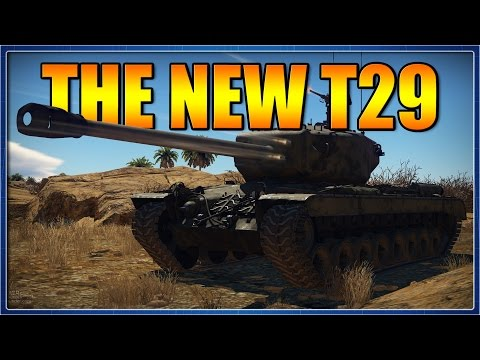 BEST US PREMIUM TANK? | The T29 | War Thunder