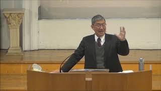 20180128浸信會仁愛堂主日信息 李朝成牧師