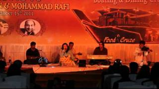Main Teray Sang Sat Night Music 15 Oct 2011 In Beach View Club Karachi