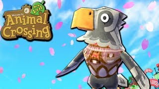 Animal Crossing: New Leaf - Birthday Bunny (Nintendo 3DS Gameplay Walkthrough Ep.37)