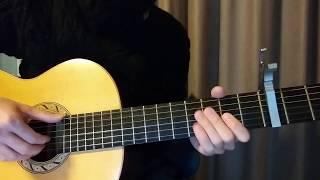 "Mark Ronson - ""Nothing Breaks Like a Heart"" guitar tutorial Video"