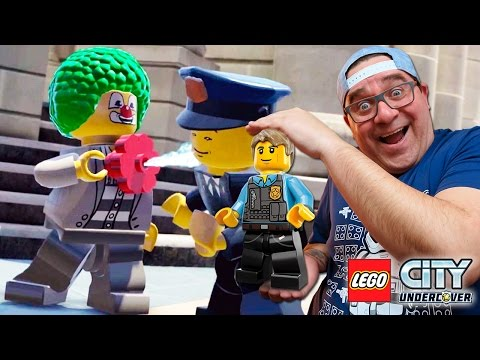 LEGO City - Undercover #2 | LADRÕES PALHAÇOS ASSALTO AO BANCO