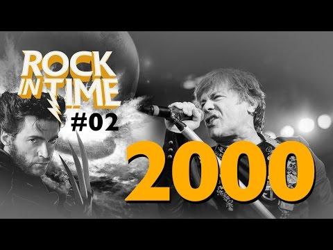 O ROCK NO ANO  - Fim do mundo nu metal e rock nacional  ROCK IN TIME 2