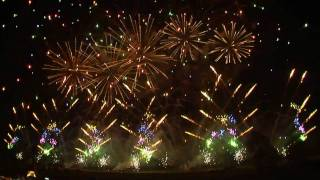 ** HD ** 104th Nagano Ebisuko fireworks display ( Music starmine )