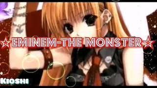 ☆EMINEM-THE MONSTER☆//en inglés//
