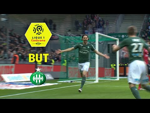 But Neven SUBOTIC (29') / AS Saint-Etienne - EA Guingamp (2-0)  (ASSE-EAG)/ 2017-18