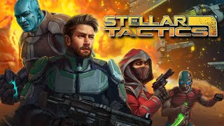 stellar Tactics Gameplay Trailer