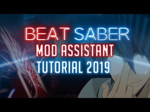 beat saber mod assistant