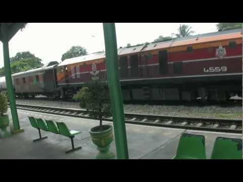 Thai 2012 – A train from Pattaya to Bangkok 1080p 50fps 16000