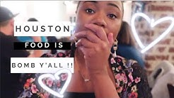 I VISITED HOUSTON TEXAS FOR THE FIRST TIME!!  | VLOGMAS 2018 DAY 1&2