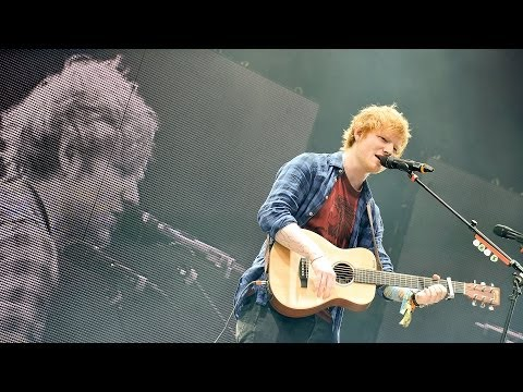 Ed Sheeran - Sing at Glastonbury 2014