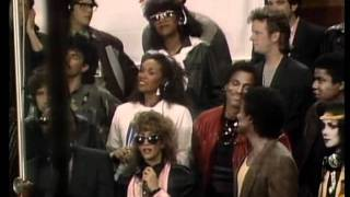 We Are The World - USA for Africa in 1985 HQ