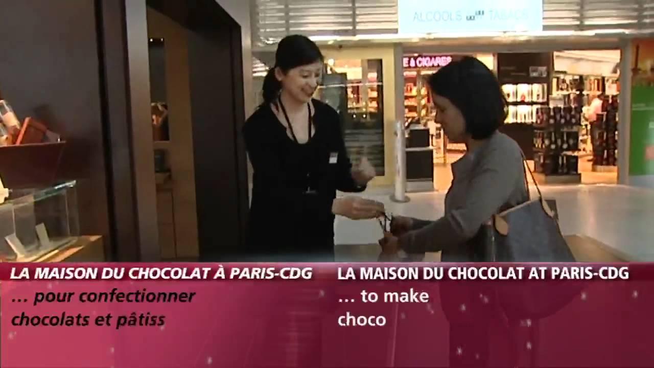 A roports de paris la maison du chocolat paris cdg - La maison du danemark boutique ...