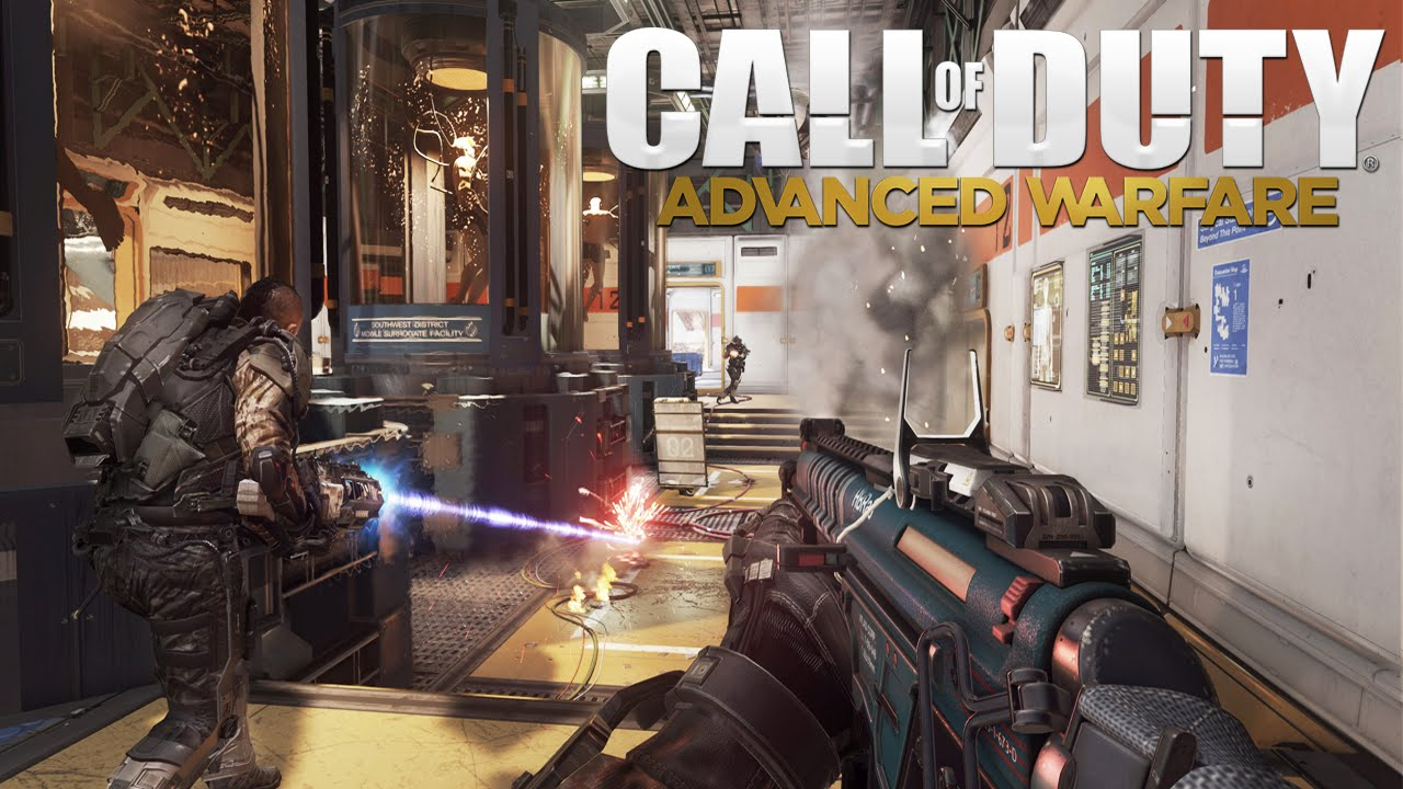 Call of Duty: Advanced Warfare - PC Multiplayer Gameplay ...