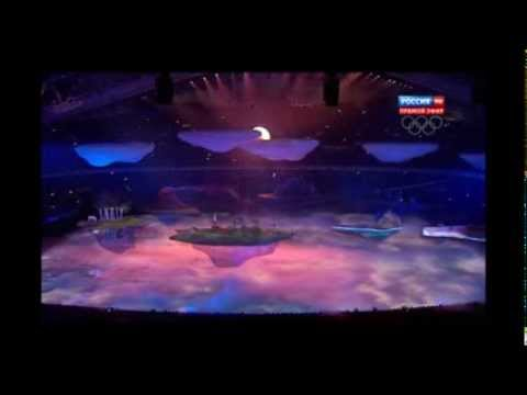 Церемония открытия Олимпиады в СОЧИ 2014 - SOTCHI 2014 - SOCHI 2014