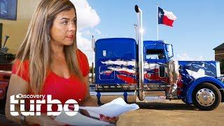 ¡Lorena se irrita con los gastos de su marido!   Texas Trocas   Discovery Turbo
