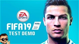 DEMO FIFA 19 GAMEPLAY PROBANDO TODOS LOS EQUIPOS