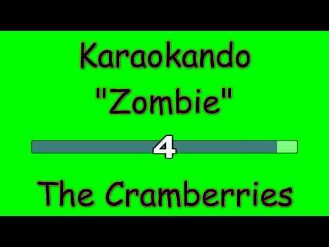 Karaoke Internazionale - Zombie - The Cramberries