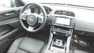 Jaguar XC 2 0D AWD schwarz