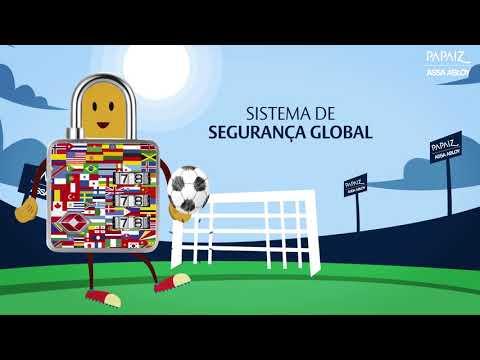 Vídeo em Animação 2D | Copa do Mundo