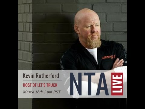 Meet Nutritional Therapy Graduate Kevin Rutherford - NTA Facebook Live