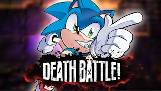 Archie Sonic is TOO FAST for DEATH BATTLE?