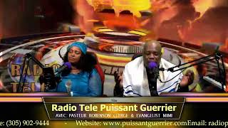 Radio TELE Puissant Guerrier - YouTube Channel Live Stream