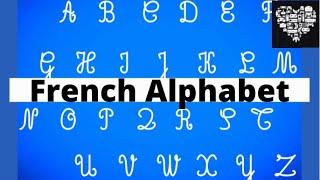 LEARN FRENCH ALPHABET Apprendre à écrire L'alphabet En Français KIDS VIDEOS FOR KIDS LETTER SCHOOL