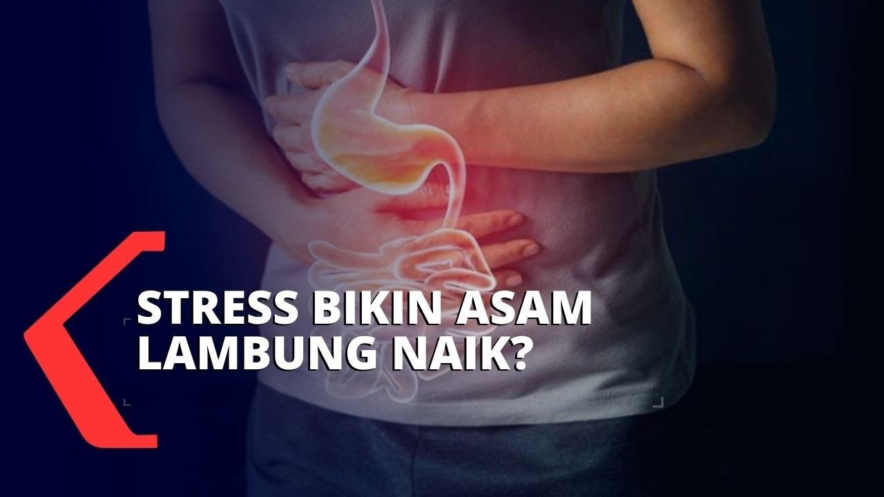 Download Awas! Stres Bikin Asam Lambung Naik