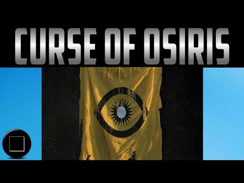 Destiny 2 - Curse Of Osiris