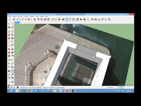 Hassan II Mosquee Of Casablanca, 3D Modeling Part 2