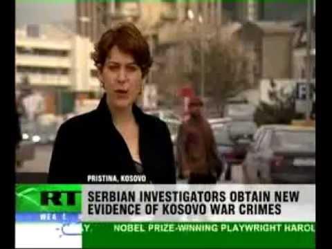 Serbs murdered for their organs in Kosovo