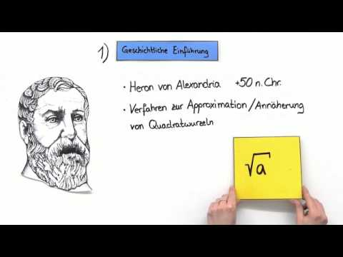 Das Heron-Verfahren | Mathematik | Algebra und Arithmetik ...