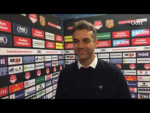 Peet Bijen bezorgt FC Twente in extremis zege op FC Volendam