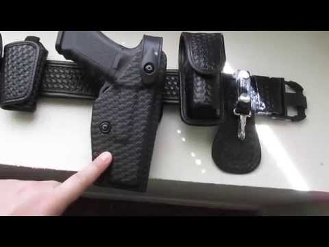 Corrections / Prison Officer Duty Belt