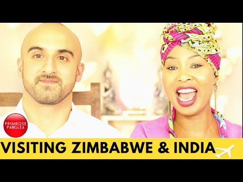 TRAVELLING | Travelling With Kids | Interracial Couple | Visit India | Visit Zimbabwe | Wanderlust
