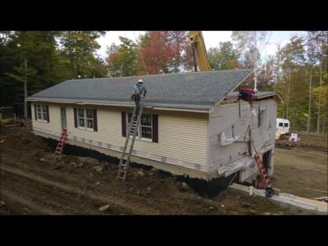 Modular Home Installation
