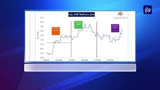 الطاقة تبدأ باصدار نشرة أسبوعية لمعدل اسعار النفط والمشتقات النفطية - (1-7-2018)