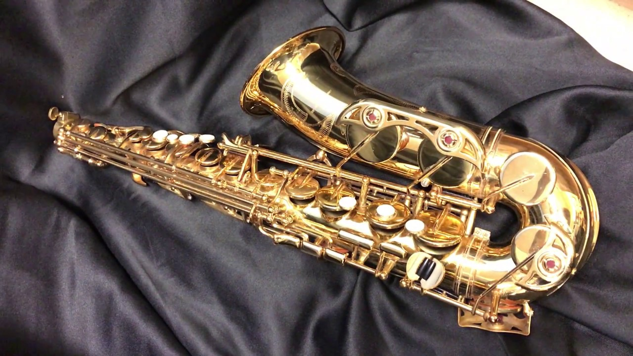 yamaha yas 62 saxophone made in japan youtube. Black Bedroom Furniture Sets. Home Design Ideas