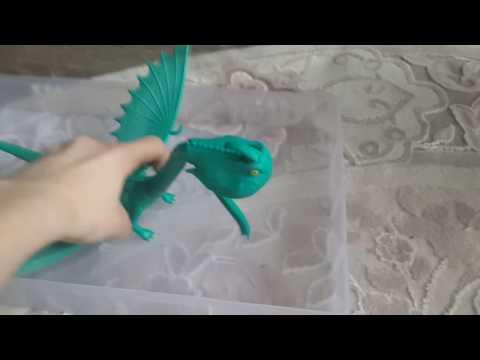 как приручить дракона обзор игрушки кипятильник.