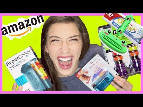 Testing The BEST Amazon Products!