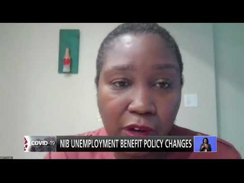 N.I.B UNEMPLOYMENT POLICY CHANGES