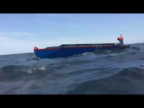 Self Driving Solar Powered Boat to Attempt Historic Transatlantic Crossing