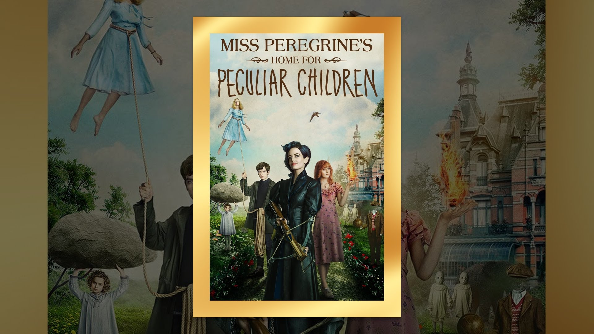 Download Miss Peregrine's Home For Peculiar Children