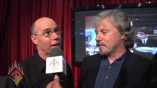 Barry and Stanley Livingston (Interview) at Thunder Valley Casino Resort (Part 2)